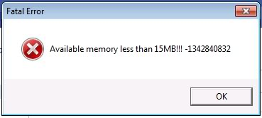 fatal%20error%20available%20memory%2015m