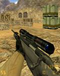Arme Counter-Strike 1.6 Scout