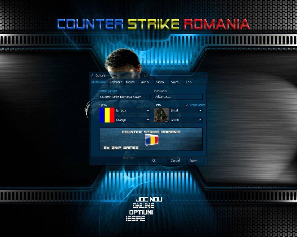 Counter strike 1.6 in romania pgl