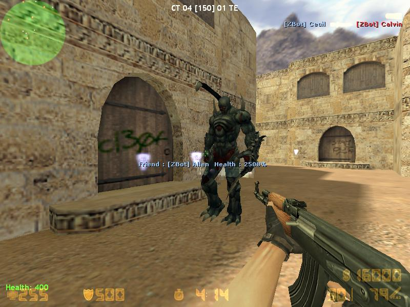 Download CS 1.6 Xtreme V6